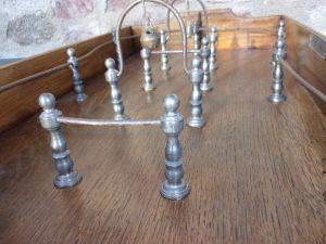 table à toupie hollandaise