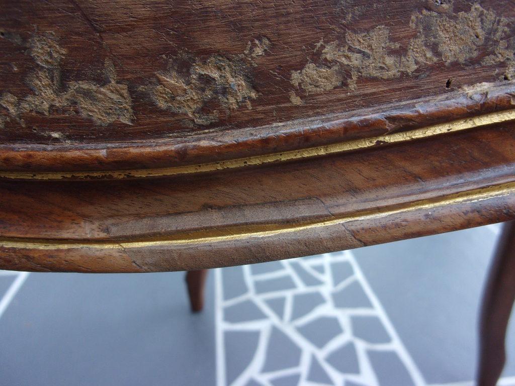 chaise Louis XV greffe